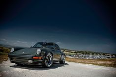 Driving Steve McQueen's Porsche 911 Turbo