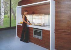 kuchnia P, projekt: Agnieszka Morawiec