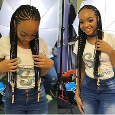 """2,534 Likes, 9 Comments - 4cHairChick™ (@4chairchicks) on Instagram: """"#4cHCStyleFiles: Braids by @slaylee"""""""