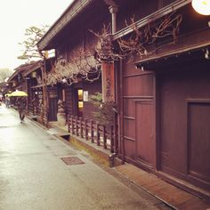 Takayama,Gifu Pref.; been here; try the country-style restaurant and the candy shop with candy developed here when it was remote and unreachable except by foot