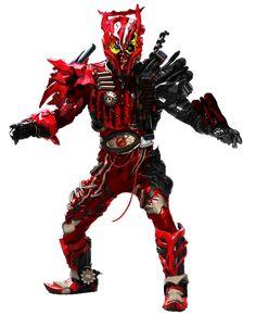 Kamen Rider Another Drive Type Tridoron by on DeviantArt Kamen Rider Drive, Kamen Rider Zi O, Kamen Rider Decade, Kamen Rider Series, Godzilla, Wolf Knight, Big Robots, Cosmic Art, Hero World