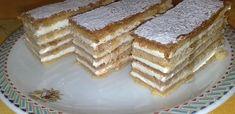 Nyolc olyan receptet mutatunk, amit biztos nem süt a szomszéd! Hungarian Desserts, Hungarian Recipes, Hungarian Food, Pie Dessert, Cake Cookies, Tiramisu, Nutella, Delicious Desserts, Deserts