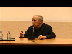 Antoine Compagnon and Pierre Boulez speaking on Proust (Collège de France 2013.04.02) - YouTube