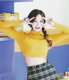Chou Tzu-yu (born June known mononymously as Tzuyu , is a Taiwanese singer based in South Korea and a member of the K-pop . Nayeon, K Pop, Kpop Girl Groups, Korean Girl Groups, Kpop Girls, Tzuyu Body, Twice Tzuyu, Chou Tzu Yu, Twice Once