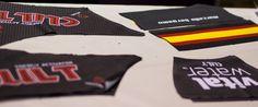 Bibshorts ready to be sewed - Fabian Wegmann - ex German champ...