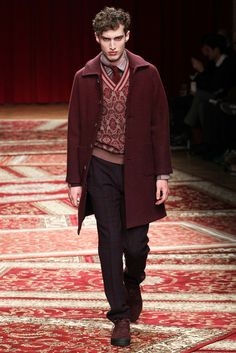 Missoni Fall 2015 Menswear Collection Photos - Vogue