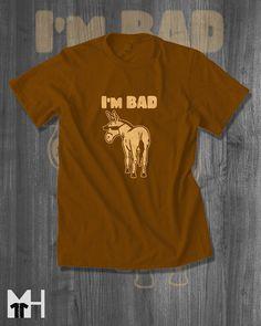 Gift for Him Bad Ass T Shirt Funny Tee Funny T by MindHarvest https://www.etsy.com/listing/239125024/gift-for-him-bad-ass-t-shirt-funny-tee?utm_content=buffer9ad8c&utm_medium=social&utm_source=pinterest.com&utm_campaign=buffer