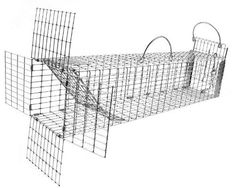 Tomahawk Model E50D One Way Excluder with Rear Door Squirrel, Rat Size 24x5x5 by Tomahawk Live Traps. $55.84. Model E50D is an excluder trap with an easy release door for rats, squirrels and similar size animals.