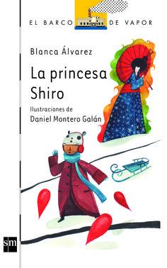 'La princesa Shiro' de Blanca Álvarez | Culturamas, la revista de información cultural