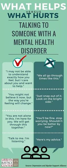 These kinds of negative statements perpetuate stereotypes and #stigma. Don't do it - say the positive things instead.