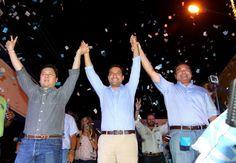 Revista El Cañero: PAN celebra su triunfo en Mérida