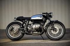 Customizing a classic: CRD's BMW R80ST