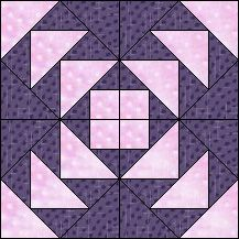 Block of Day for November 10, 2016 - Old Maid's Ramble