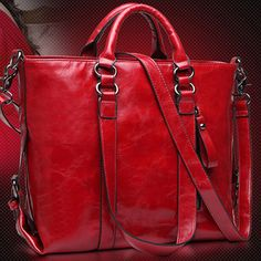 New Fashion Genuine Leather bags Tote Women Leather Handbags Women Messenger Bags Shoulder Bags Hot Vintage bags popular