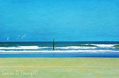 Georgia Art Print Beach Art Print Cumberland by FineArtography