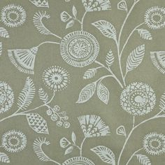 Imbued with the inherent grace of natural linen, Nomad is a series of subtle prints enhanced by paste white detailing. Ecuador, Prestigious Textiles, Fabric Suppliers, Floral Prints, Art Prints, Modern Prints, Linen Fabric, Textile Design, Print Patterns