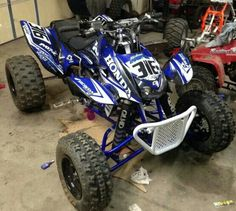 Honda trx450 graphics Call us today & place your order 206-466-1631 www.ChaosMxGraphics.com