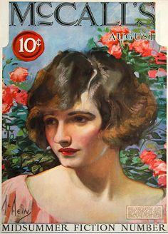 McCall's 1923-08