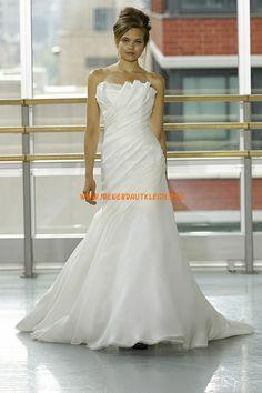 Romantische Traumhafte Hochzeitskleider aus Organza
