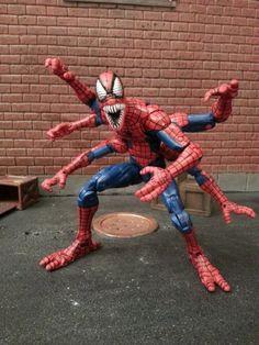 Doppelganger Spider-Man (Marvel Legends) Custom Action Figure