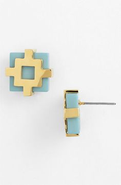 Tory Burch 'Carson' Stud Earrings available at Nordstrom