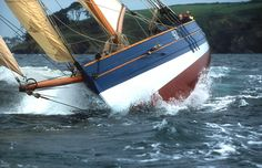"Hambly Cardiff Bristol Channel Pilot Cutter 1889 ""MARIAN"""