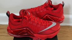 Red Is Still In, According To This Nike LeBron 12 Low