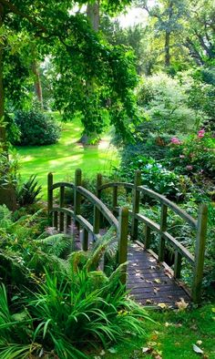 Englefield House Garden near Reading in Berkshire, England