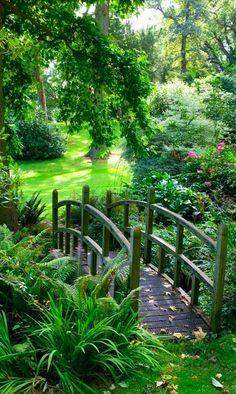Englefield House Garden near Reading in Berkshire, England • photo: Nigel Burkitt on Flickr