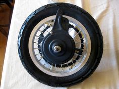 Pair of Schwinn Tires Tube Rims 12 1 2 x 2 2 Electric Scooter Missile | eBay