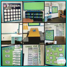 As I've been working on my classroom, I've shared a few pictures here and there of some spots in my classroom. It's nowhere NEAR done, but several people have asked for source lists as well as labels