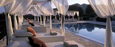 Kleines Hotel mit Charme nahe dem Meer mit Bergblick - Son Barbassa, Mallorca