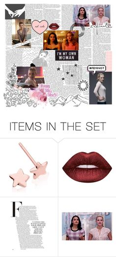 """I spend all my time wishing that I was someone else"" by drawnoncatwhiskers ❤ liked on Polyvore featuring art, riverdale and bettycooper"