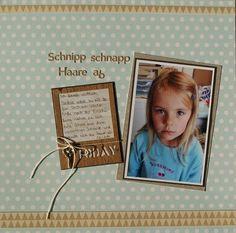 #Layout von Sylvia mit dem #Scrapabilly Kit November 2014