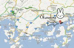 Ōkunoshima 'Rabbit Island'
