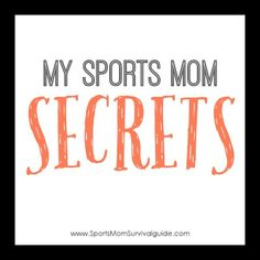 If you are a sports mom or not, check out these great frugal tips to make your life easier!