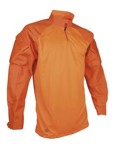 The same durability and protection of a combat jacket with the comfort of the original combat shirt and the addition of a zip front with mandarin collar for added protection. Based off the current military design that helps reduce the severity of Combat Jacket, Combat Shirt, Tactical Clothing, Tactical Gear, Tactical Jacket, Tactical Response, Patches, Thing 1, Work Shirts