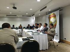 Segundo dia da Assembleia Geral extraordinária da FENAPEF.