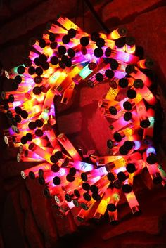 Bam! Shotgun Shell Wreath. – Dan330