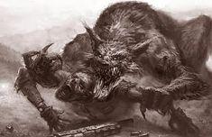 World of Darkness, Werewolf: The Forsaken