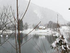 Winterwanderung um den Hintersee/ Land Salzburg | VielFalten Salzburg, Winter, Outdoor, Environment, Winter Time, Outdoors, Outdoor Games, The Great Outdoors, Winter Fashion