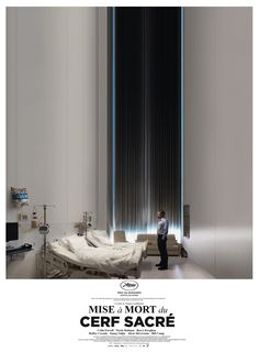 This was the main film I covered opening night at Fantastic Fest; the Yorgos Lanthimos film The Killing of a Sacred Deer starring Colin Farrell, Nicole Kidman, Barry Keoghan, and Alicia Silverstone. Films Hd, Hd Movies, Movies To Watch, Movies Online, 2017 Movies, Movie Tv, Movie List, Scary Movies, Disney Movies