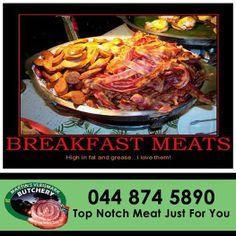 Healthy breakfast for a meat lover? #breakfast #meat