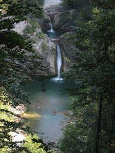 buchenegger waterfalls #bavaria #nature