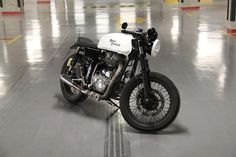 Cafe Racer / Brat Style Royal Enfield Continental GT