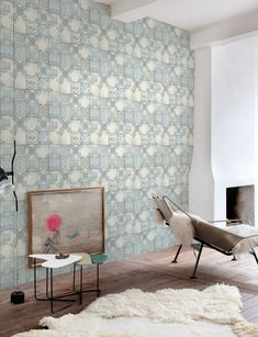 New Year, New Look, New Wallpaper - Heart Home Magazine explains how...