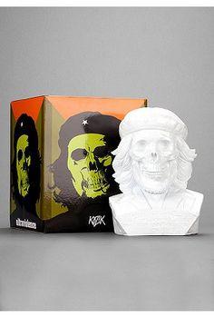 UrbanOutfitters.com > Frank Kozik Dead Che Bust Art Figure