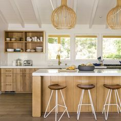 Kitchen - How to Add Square Footage in a Small House Remodel - Sunset