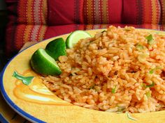 Are you craving that great Mexican rice from your favorite taco stand? Here it is. This is just like a good Mexican restaurant rice.
