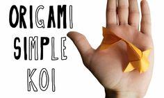 Simple koi tutorial https://www.youtube.com/watch?v=BRElp2yn7o0&feature=youtu.be
